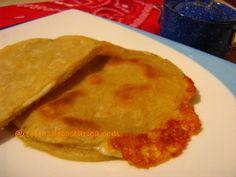Cocina Costarricense: prensadas
