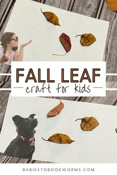 Children's Book about Leaves   Fall Activities   Babies to Bookworms Childrens Books, Best Children Books, Fallen Book, Autumn Activities For Kids, Thanksgiving Activities, Leaf Crafts, Fall Crafts, Fun Learning, Learning Activities