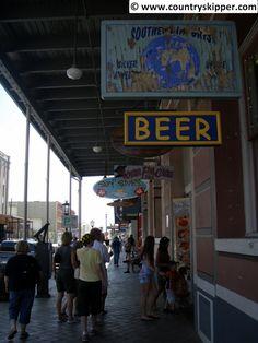 Galveston & The Strand