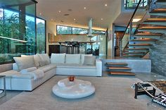 gorgeous living room without that table thing!!! Lol