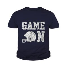 Game On football distressed sports fan team tee shirt #gift #ideas #Popular #Everything #Videos #Shop #Animals #pets #Architecture #Art #Cars #motorcycles #Celebrities #DIY #crafts #Design #Education #Entertainment #Food #drink #Gardening #Geek #Hair #beauty #Health #fitness #History #Holidays #events #Home decor #Humor #Illustrations #posters #Kids #parenting #Men #Outdoors #Photography #Products #Quotes #Science #nature #Sports #Tattoos #Technology #Travel #Weddings #Women