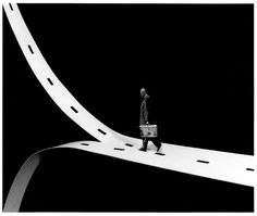 Gilbert Garcin surrealism in black and white 12 Double Exposure Photography, Levitation Photography, Surrealism Photography, Water Photography, Abstract Photography, Macro Photography, Photography Tricks, Gilbert Garcin, Experimental Photography