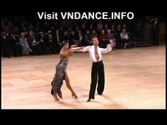 Valentin Chmerkovskiy & Daria Chesnokova - Rumba at 2011 UK Open Dance