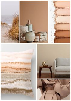 Aesthetic light neutral tones to mood up your house! Aesthetic Light, Aesthetic Colors, Beige Aesthetic, Color Schemes Design, Taupe Color Schemes, Mood Board Interior, Beige Color Palette, House Color Palettes, Pastel Room