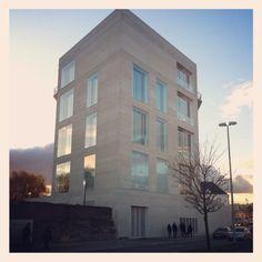 Holocaustmuseum Kazerne Dossin, Mechelen, Belgium by awg architecten