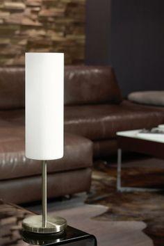 Stolní lampa TROY 3 se stane skvělým parťákem