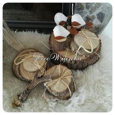 Plastry drewna,drewno,krążki drewna,wystrój wnętrz,rękodzieło,hand made,