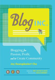 With roughly 95,000 blogs launched worldwide every 24 hours (BlogPulse), making a fledgling site stand out isn't easy. This authoritative handbook gives creative hopefuls a leg up. Joy Cho, of the award-winning Oh Joy!, offers expert advice on starting...