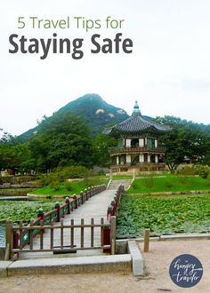 5 Travel Tips for Staying Safe: Advice on how to travel smart and avoid any dangerous situation. Travel carefully, not fearfully   http://thehungrytravelerblog.com