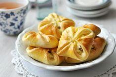turos batyu taska hetvegi menu reggeli recept kelt tészta Garlic, Food And Drink, Menu, Favorite Recipes, Vegetables, Cooking, Menu Board Design, Kochen, Vegetable Recipes