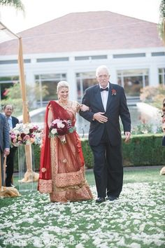 Indian American Weddings, American Indians, Wedding Ceremony, Brooklyn, Chinese, Gallery, Indian, Roof Rack, Chinese Language