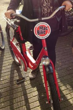 MacBike Rentals || Really affordable bike rentals for your time in Amsterdam! Rugged bikes as well that are easy to ride  punkrockparti.com