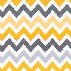 Stoff grafische Muster - Robert Kaufman by Ann Kelle Retro Zick-Zack - ein Designerstück von fraeuleinotten-Stoffe bei DaWanda