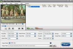 uRexsoft Free Video Converter supports a number of input and output formats and give liberty in the video conversion process that suits user needs. It is easy to use and customize and provides reliable outputs in a good time. And finally don't get by its name, it is actually a media converter since you can also use it to convert audio to audio.