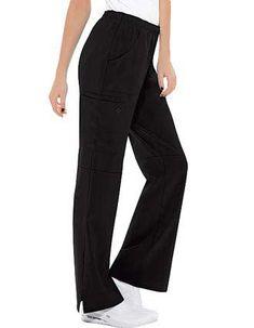 61ec6da8fb1 Cherokee Women Four-Pocket Mid-Rise Cargo Scrub Pants Item #: CH-1013 view  details
