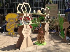 #ecofest #reforma #design #ecodesign #sustentable #stand