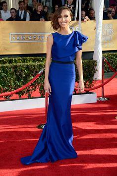 Giuliana Rancic, SAG Awards in January 2013