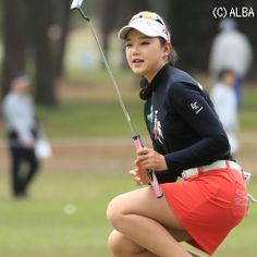 The Open Championship Golf live stream on golf channel and nbc, here's how to watch the British open leaderboard live free from Carnoustie golf course. Girl Golf Outfit, Cute Golf Outfit, Golf Images, Golf Pictures, Girls Golf, Ladies Golf, Sexy Golf, Beautiful Athletes, Golf Channel