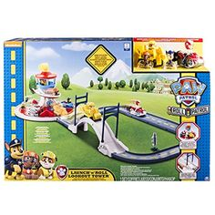 "Paw Patrol 6028063 ""Launch 'n Roll Lookout Tower"" Track P... https://www.amazon.co.uk/dp/B01GG7L7U2/ref=cm_sw_r_pi_dp_x_pCGgybP67H82B"