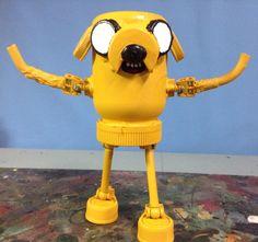 Assemblage robot Jake