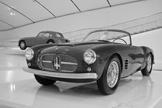 Maserati 2000 spider by Zagato