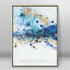 >> Click to Buy <<  Modern abstract beautiful Colour oil painting Hand painted canvas painting the sitting room decorative oil painting 6 #Affiliate