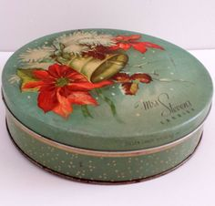 Vintage Green Holiday Christmas Candy Sewing by PearlsVintageGoods, $15.00