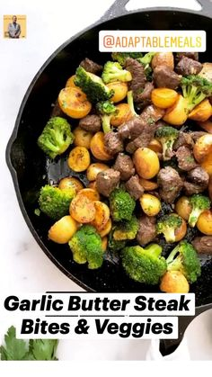 Beef Dishes, Veggie Dishes, Food Dishes, Main Dishes, Grilling Recipes, Paleo Recipes, Cooking Recipes, Healthy Food Choices, Healthy Desserts