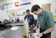 Stoughton High School students can make nearly anything with high-tech Fab Lab : Wsj