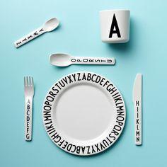 Design-Geschirr für Groß und Klein