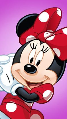 Minnie Mouse Wallpaper Size iPhone 6S