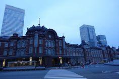 Marunouchi North. Tokyo Station, Louvre, Building, Travel, Viajes, Buildings, Destinations, Traveling, Trips