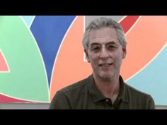 Visitors talk about Frank Stella's Flin Flon VIII - YouTube