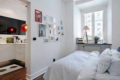 Soluciones para una habitación pequeña