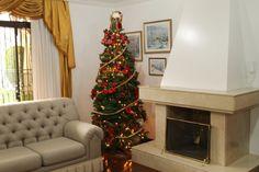 Juan Landaluce Montagem e Desmontagem de árvore de Natal