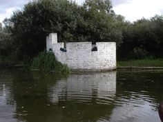 """Fort Pirate's Lair """"Captain Cook's Castle"""" Thorpeness, Suffolk."""