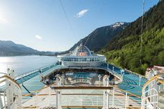 9 Most Overrated Cruise Experiences The Sky Deck on Ruby Princess (Photo: Cruise Critic)