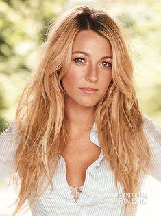 Blake Lively - Photoshoot 2012