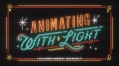In this class I'll show you my own method for simulating lightin After Effects. You'll learn how toturn any text, graphic or animation into a neon sign, building completelycustom glow effects. We'll also go over lots of tips and tricks for animating with shape layers, using precompositions to make a procedurally generated effect, a simple expression rig for color management, and lots more! Once you understand how...