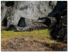 MOAI HEAD Easter Island Easter Island Moai, Easter Island Statues, Human Figures, Pacific Ocean, Beautiful Landscapes, Past, Paintings, Explore, Adventure
