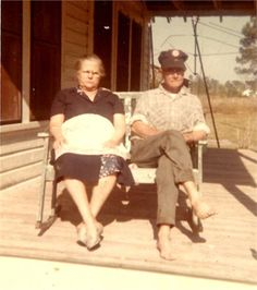 Earnie and Nellie Griffis