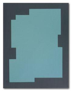 BLUME 2 2015 - (65 x 50 cm) - Acrylique sur toile