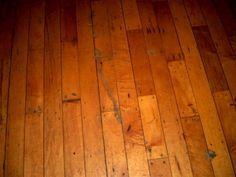 Antique Maple Flooring, Commerical