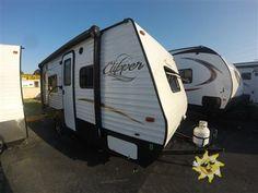 New 2017 Coachmen RV Clipper Ultra-Lite 17FQ Travel Trailer at Sun Camper Liquidators | Fort Pierce, FL | #cvn-76