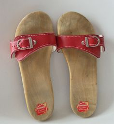 My first Sandals from the eighties