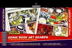 Canson Comic Book Art Boards- 11x17 Inch Pad  To find out more go here:  http://www.amazon.com/gp/product/B0025U10H0/ref=as_li_ss_tl?ie=UTF8=1789=390957=B0025U10H0=as2=httpwwwpossen-20