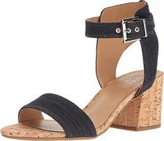 f65e5f23932 Franco Sarto Women s Melody Dark Indigo Shoe