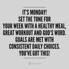 Faith, Fitness & Food - Health Quotes - Quotes for Monday. Christian living and faith-based workouts. Monday Motivation Quotes, Gewichtsverlust Motivation, Weight Lifting Motivation, Quotes Friday, Christian Motivational Quotes, Motivational Monday Quotes, Fitness Motivation Wallpaper, Monday Workout, Fitness Motivation Quotes