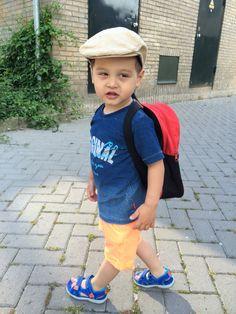 Up to kindergarten