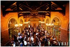 Columbus Park Refectory Reception at Columbus Park Refectory is beautiful both during the day and at night!
